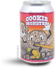 Cookie Monster Bourbon BA