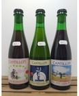 Cantillon 3-Pack (Gueuze-Kriek-Rosé)